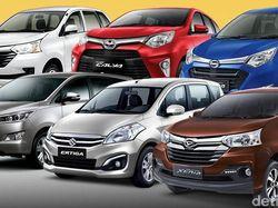 Harga Mobil LCGC Bekas, Mulai dari Rp 50 Jutaan