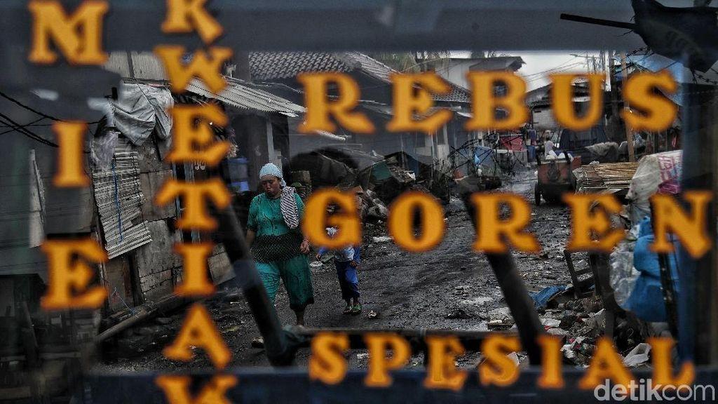 Sulitnya Warga Pesisir Jakarta Keluar dari Zona Kemiskinan