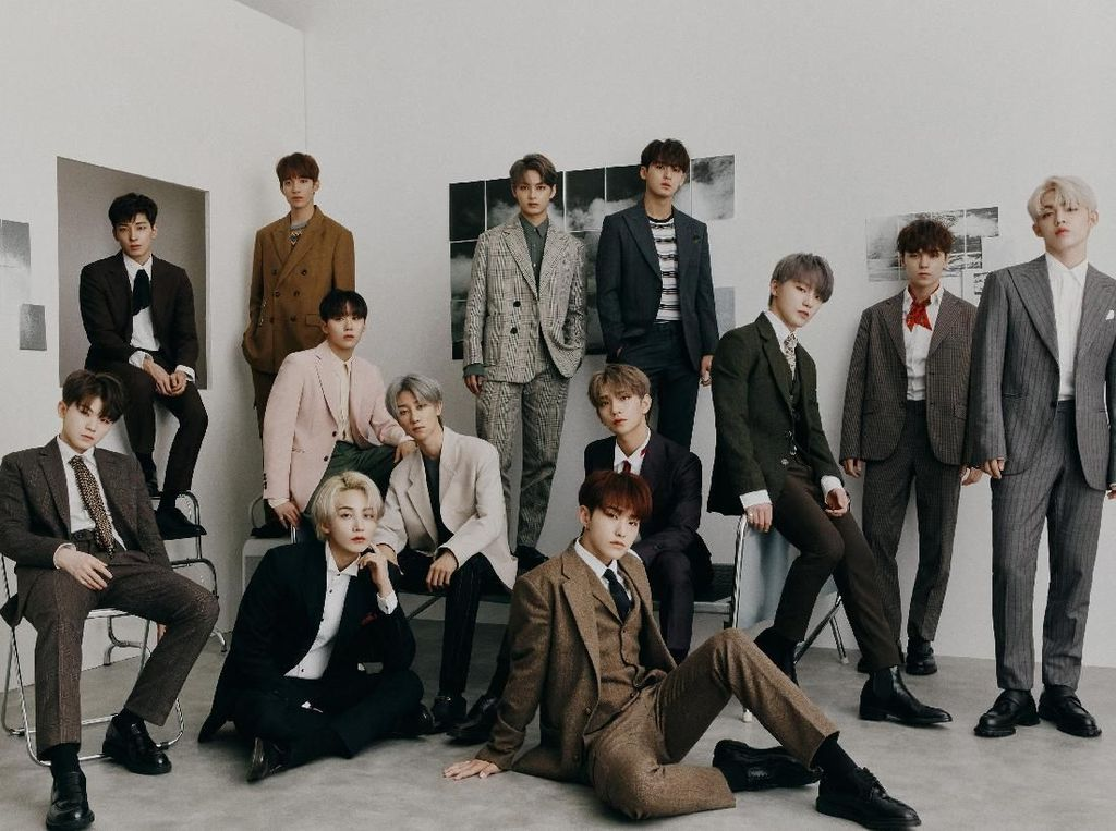 Menanti Kejutan Seventeen di Bawah Big Hit Entertainment