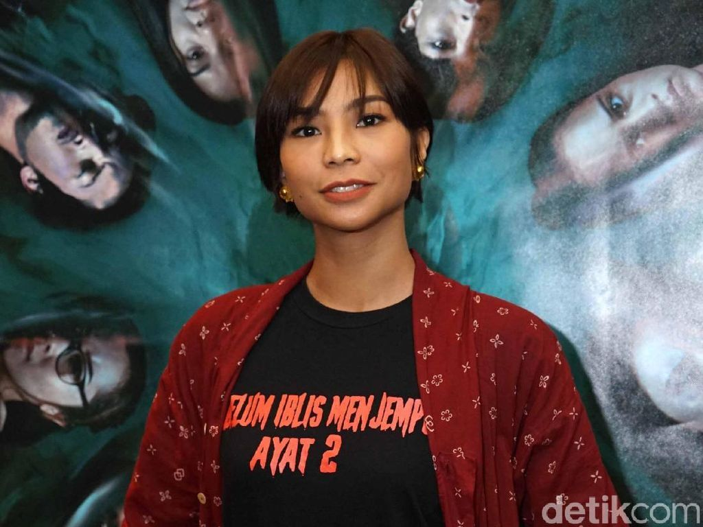 Shareefa Daanish Sebut Film Horor Lokal Makin Dahsyat