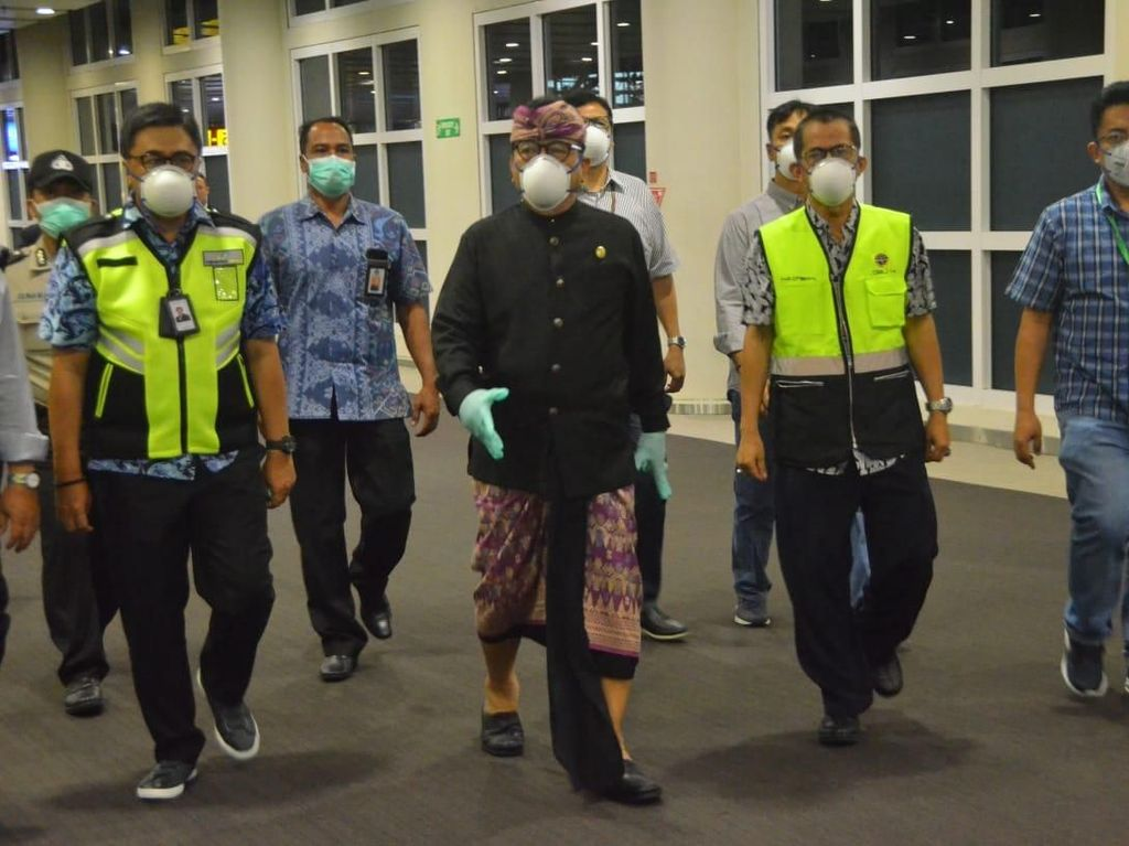 Imbas Penerbangan Disetop, WN China di Bali Bisa Perpanjang Masa Tinggal