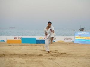 Indonesia Berburu Tiket Cabor Karate Olimpiade Tokyo