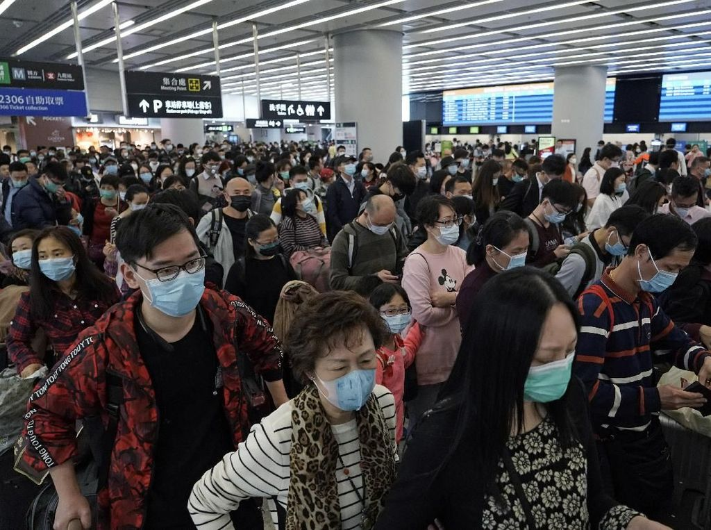 27 Ribu Staf Cathay Pacific Diminta Cuti Tanpa Gaji karena Corona
