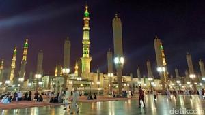 Alhamdulillah, Masjid Nabawi Kembali Dibuka 31 Mei
