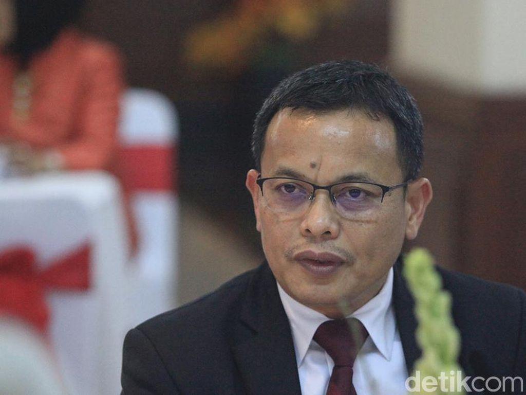 Sekjen MK Terpilih Jadi Ketua Pendekar Hukum Tata Negara Indonesia