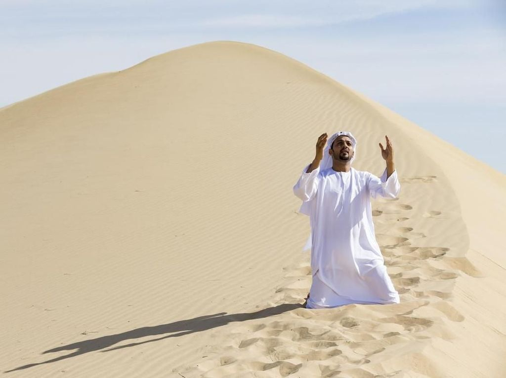 Doa Agar Dibimbing ke Jalan yang Lurus