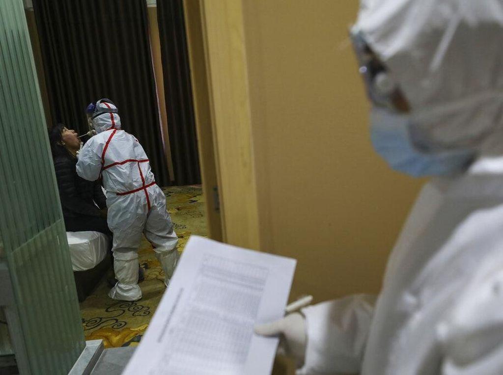 WN China Positif COVID-19 Terlacak Menginap di Bali, Dokter Imbau Jangan Panik