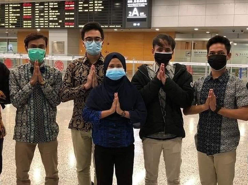 Pemprov Banten Pulangkan 7 Mahasiswa dari China