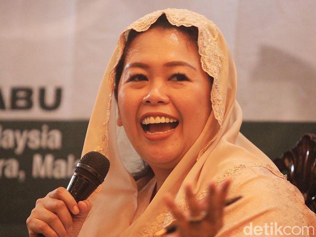 Pria Diklarifikasi soal Candaan Gus Dur, Yenny Wahid: Yuk Dewasa Sikapi Humor