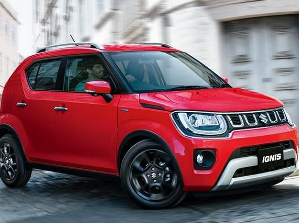 Suzuki, Kapan Ignis Dapat Upgrade?
