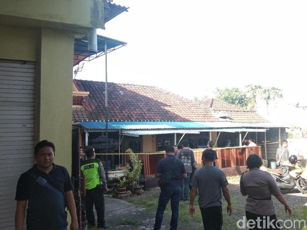 Janda Bos Toko Material Dibunuh di Denpasar, Satu Orang Diamankan