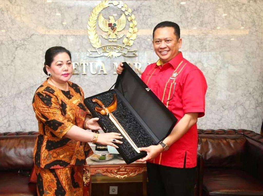 Ketua MPR: Pemerintah Perlu Bantu Keraton Tingkatkan Daya Tarik
