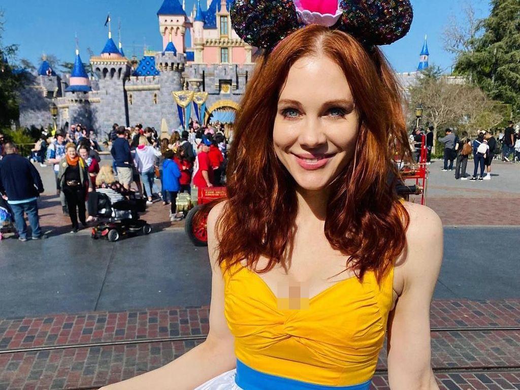 Bintang Disney Jadi Artis Film Dewasa, Maitland Ward Tertarik Uang Banyak