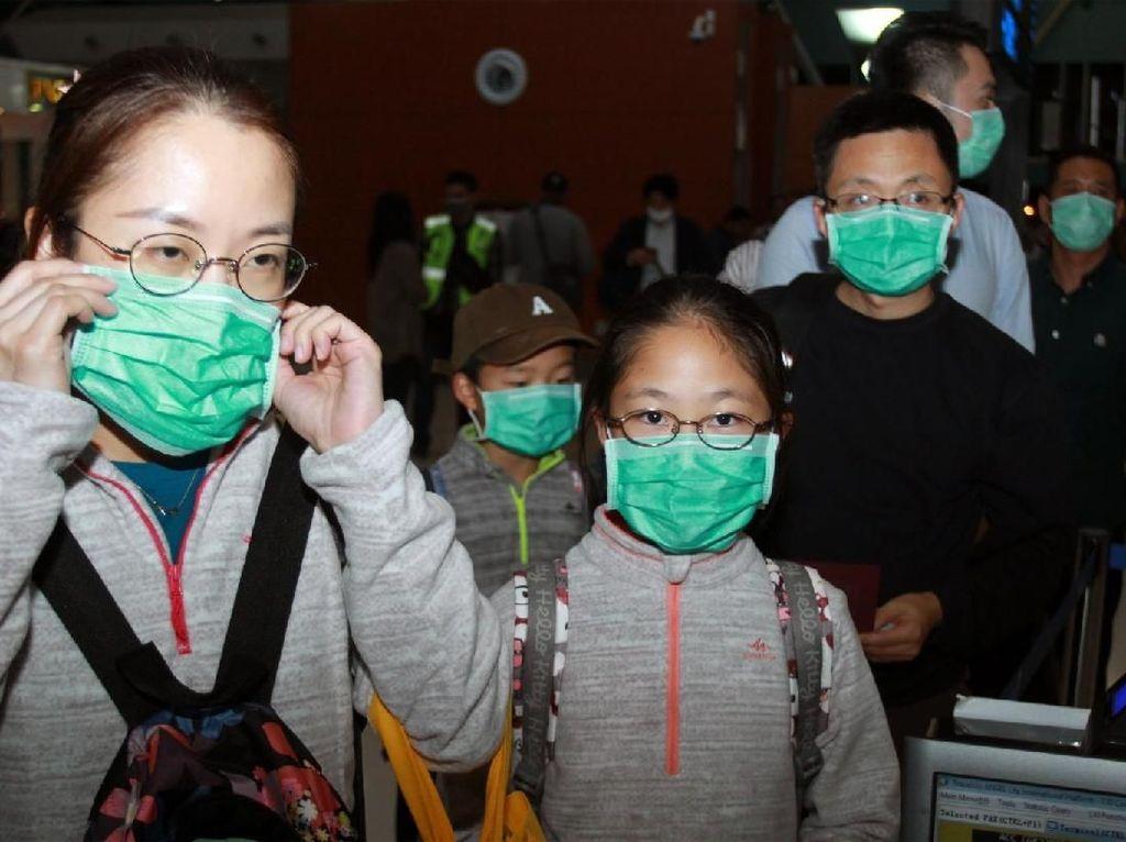 Alami Krisis Masker, China Bangun Pabrik Dalam Waktu 6 Hari