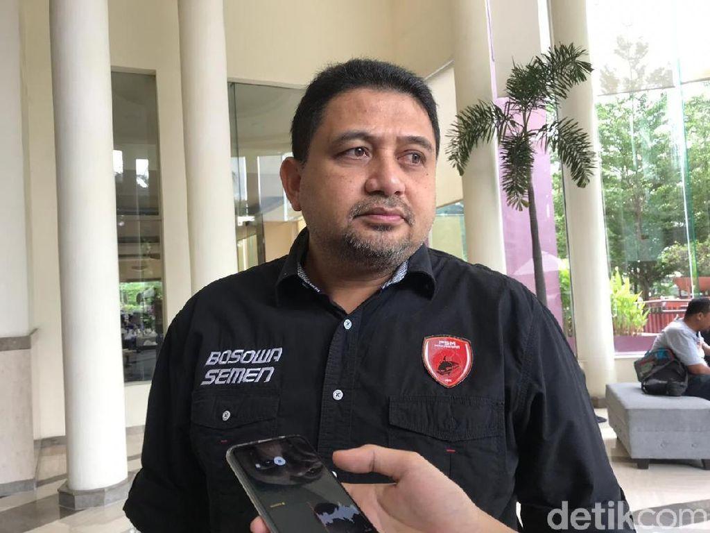 Khawatir Virus Corona, PSM Makassar Diberi Bekal Melawat ke Singapura
