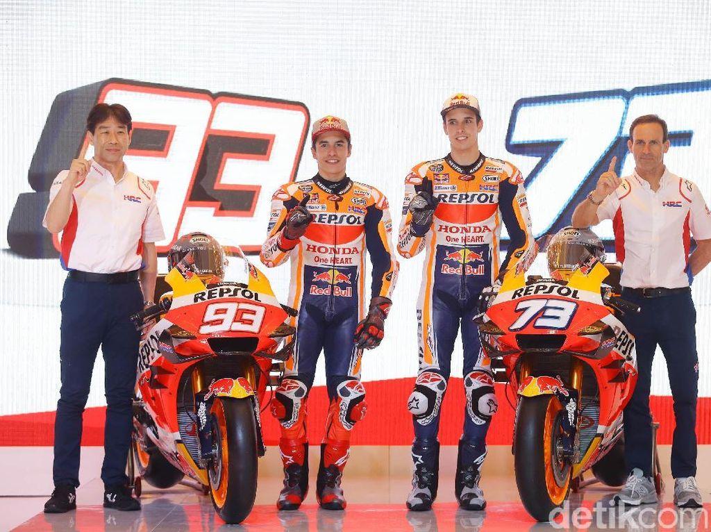 Jelang MotoGP 2020, Marc Marquez Bicara soal Virus Corona