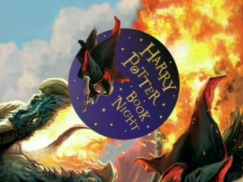 Siap Rayakan Harry Potter Book Night 6 Februari?