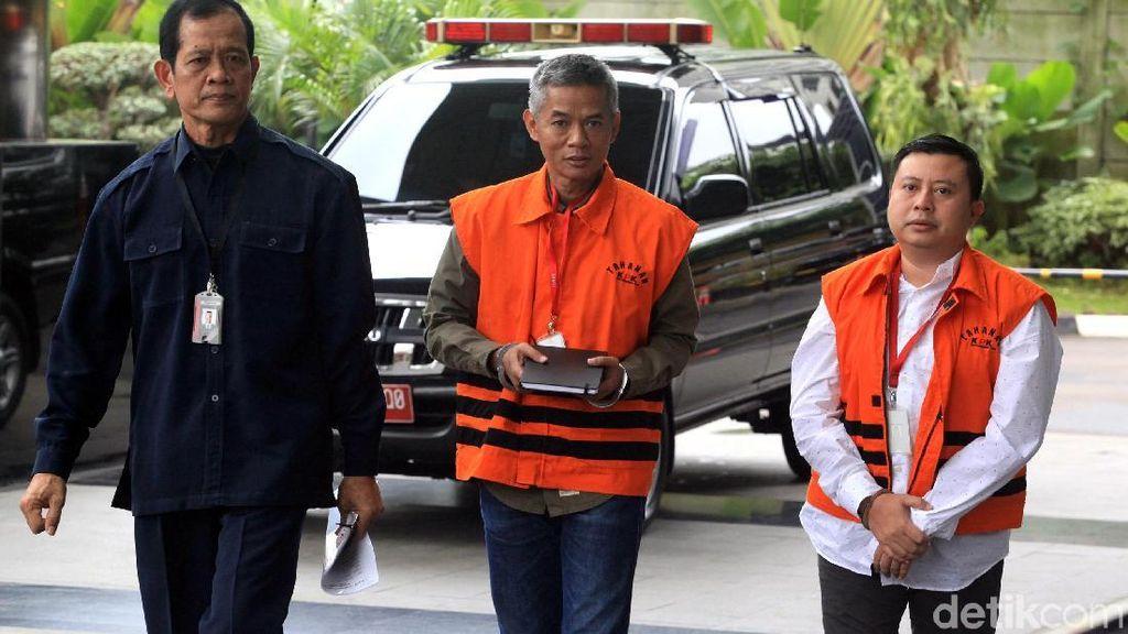 KPK Dalami Kasus Suap PAW Anggota DPR