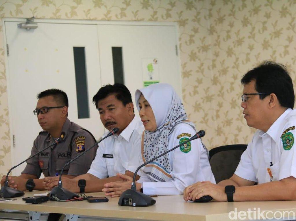 RS Parikesit Kukar Kaltim Isolasi 1 WN Malaysia Suspect Virus Corona