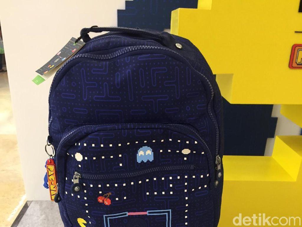 Feelin 90s! Kipling Luncurkan Tas dan Koper Edisi Pac-Man