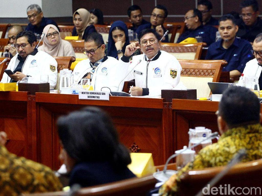 DPR Desak Kominfo Rampungkan Misi Merdeka Sinyal
