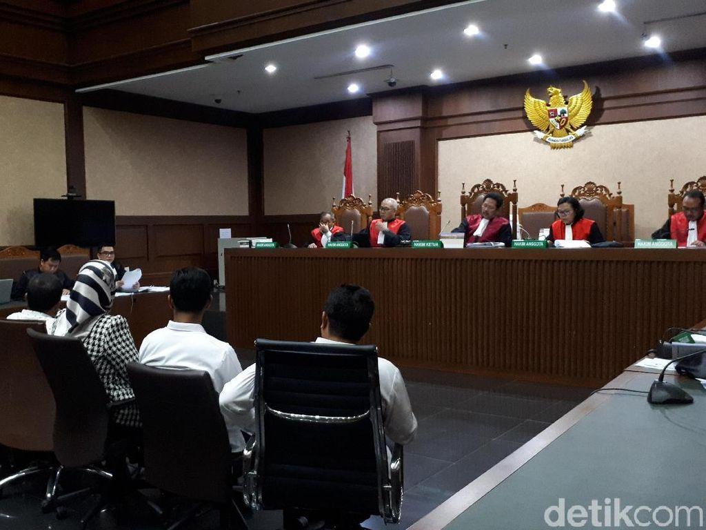 Saksi Akui Setor Duit hingga Sepeda Doorprize untuk Kegiatan Gubernur Nurdin