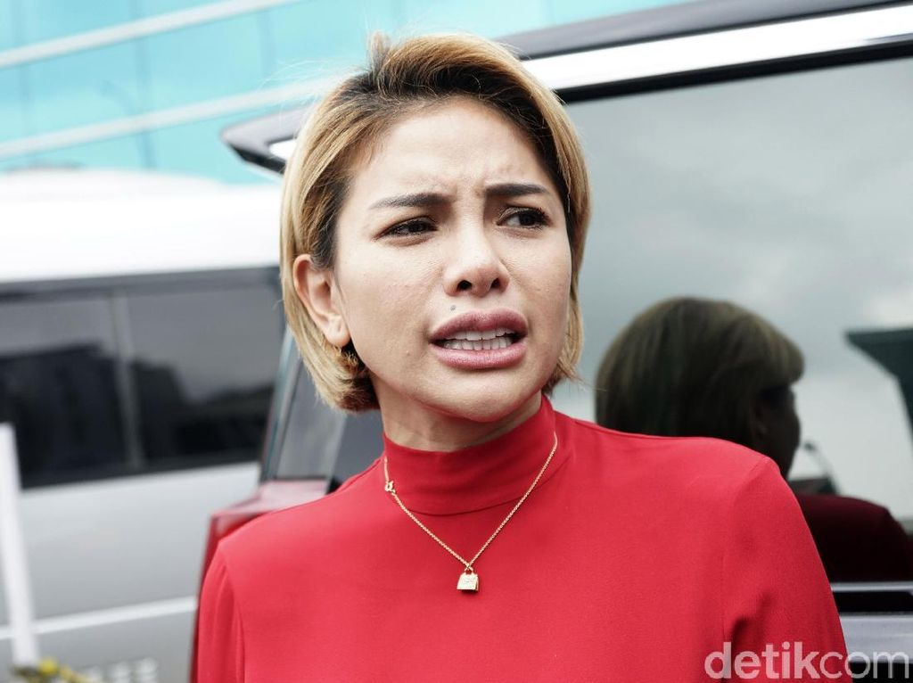 Sajad Sebut Polisi Indonesia Bisa Dibayar, Ini Kata Nikita Mirzani