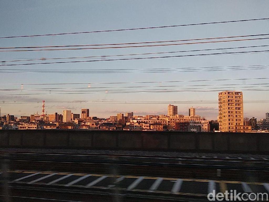 Menikmati Kota-Kota di Jepang Lewat Jendela Shinkansen