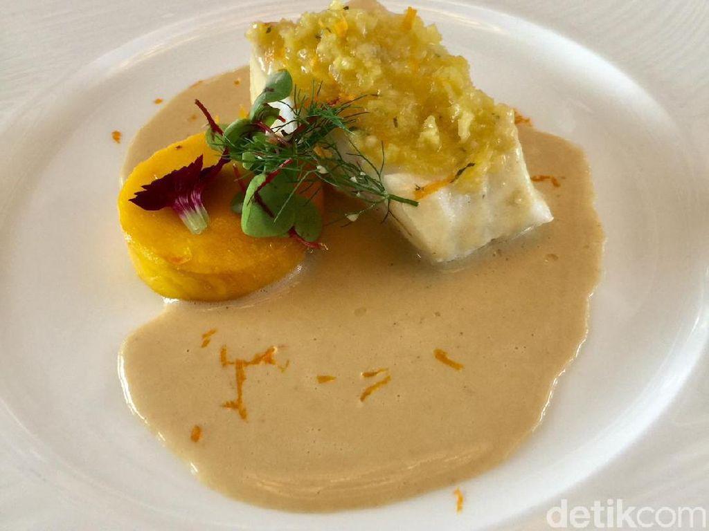 Hanya Malam Ini, Santap Malam Michelin Bersama Chef Guillaume Galliot
