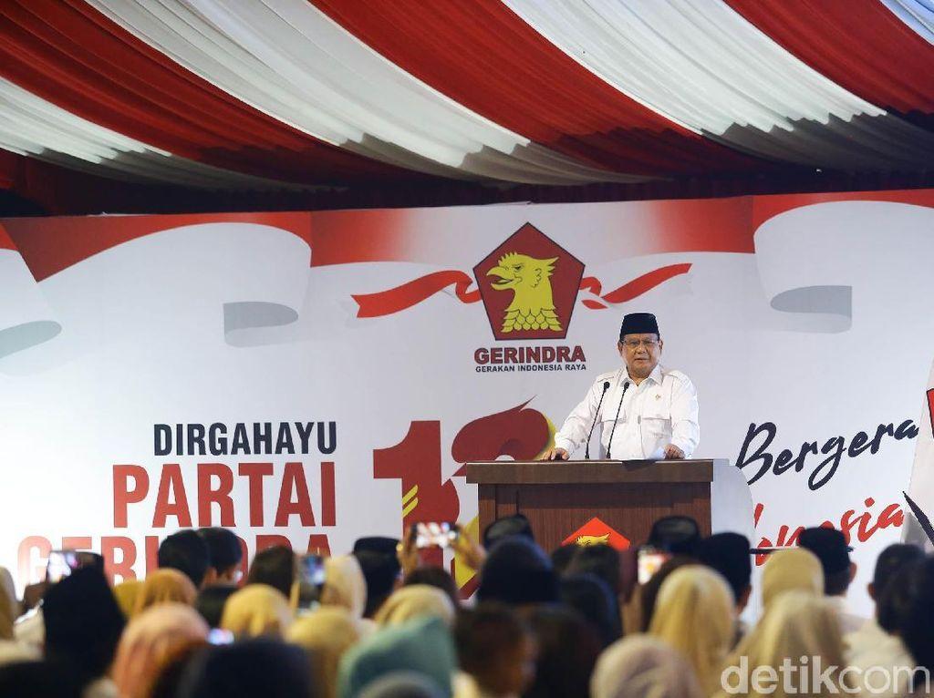 Gerindra Tanggapi Survei Indo Barometer: Prabowo Risi Disebut Menteri Terbaik