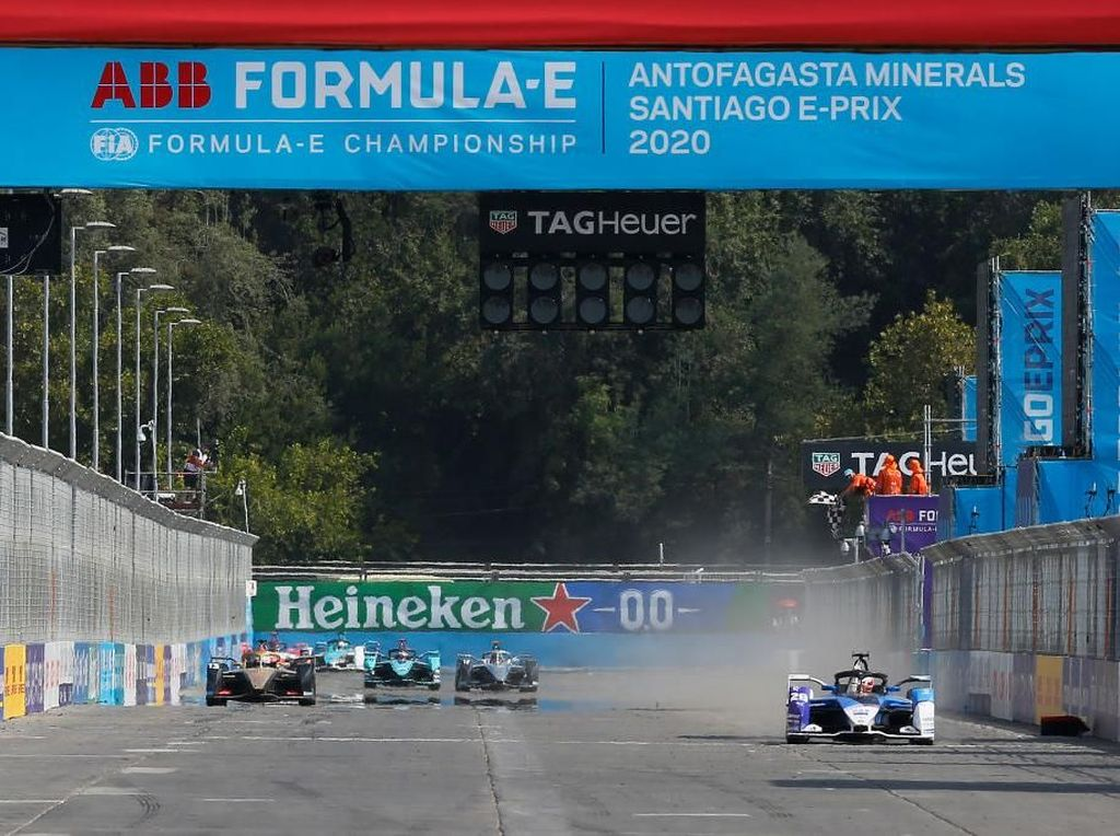 Sampai Kapan Formula E 2020 Ditunda?