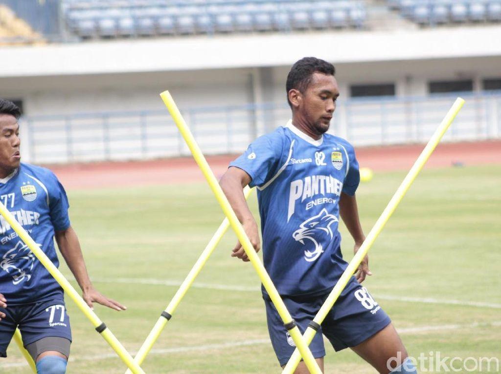 Beni Oktovianto Tinggalkan Persib Bandung