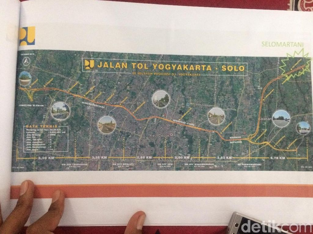 Proyek Tol Yogya-Solo Tetap Jalan di Tengah Corona