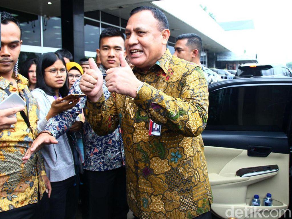 Janji Ketua KPK Firli Ungkap Jejak Teranyar Buron Nurhadi