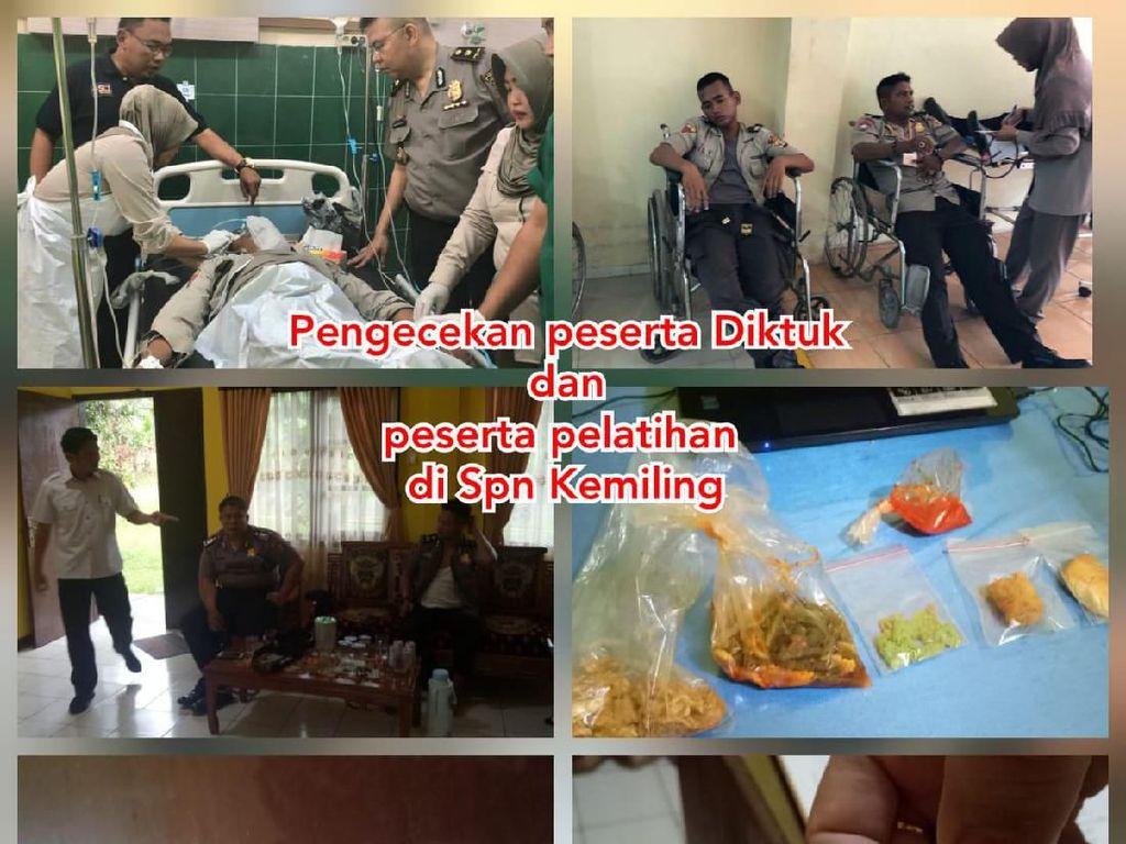 92 Siswa SPN Polda Lampung Keracunan, Polisi Periksa Pihak Katering