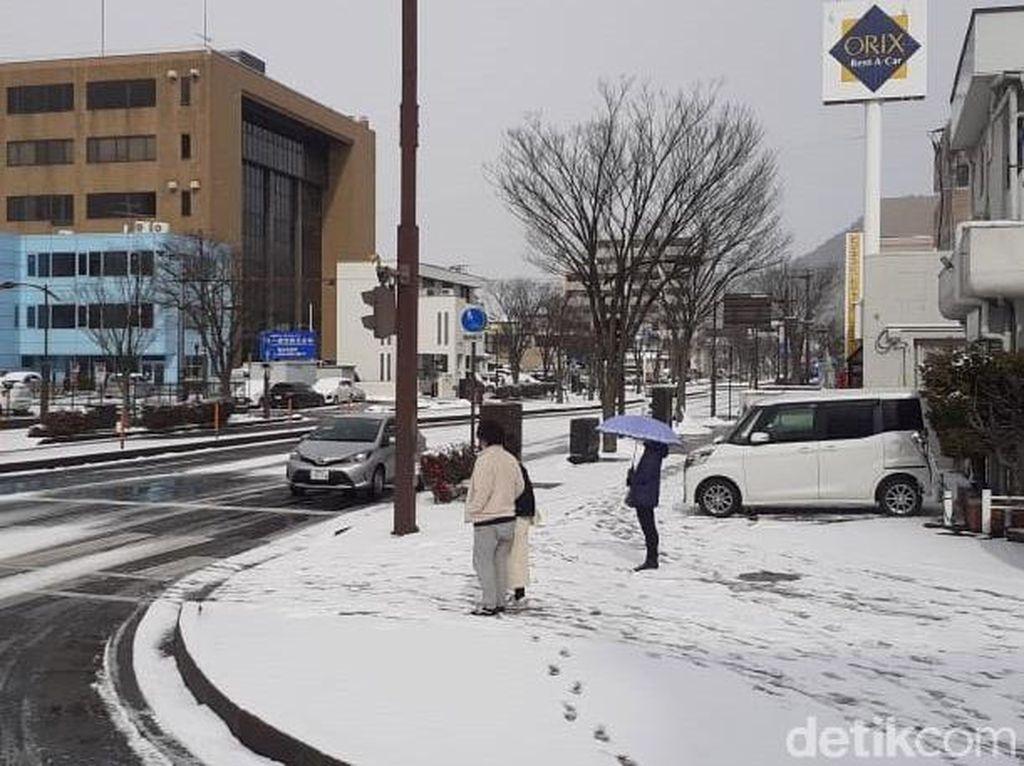 Geliat Kehidupan di Kota Fukushima yang Bangkit dari Radiasi Nuklir