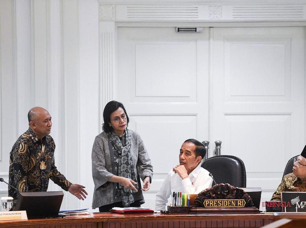 Survei IPO: Sri Mulyani Paling Memuaskan, Sederet Menteri Layak Reshuffle