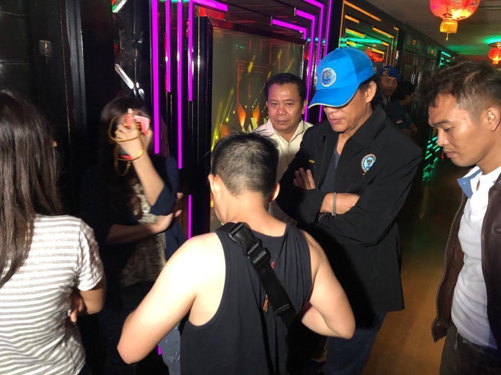 BNN Razia Diskotek Venue-Golden Crown, 108 Pengunjung Positif Narkoba
