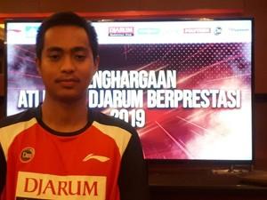 Rahmat Hidayat Si Juara Asia Junior Itu Ingin Ikuti Jejak Hendra Setiawan