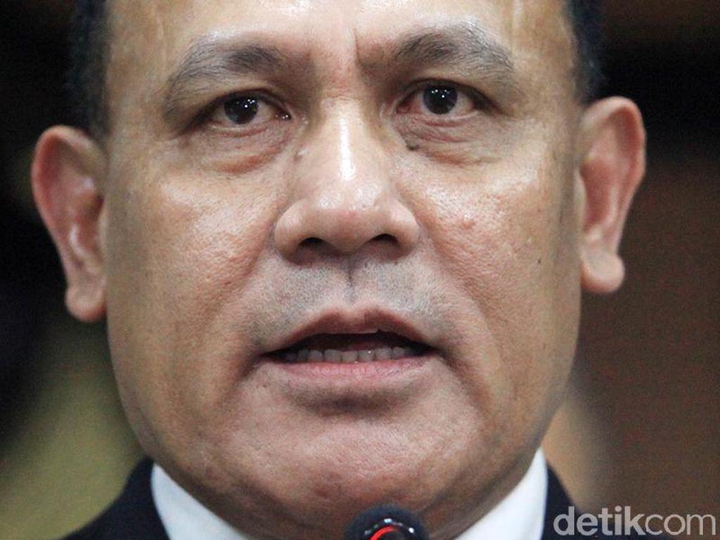 Ketua KPK: Belum Ada OTT Bukan Berarti Penindakan Lemah