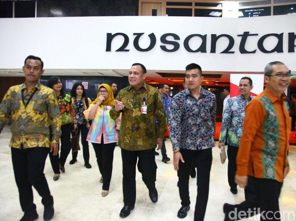 Demi Kenalan Anggota Dewan, Pimpinan KPK Bolak-balik ke Senayan
