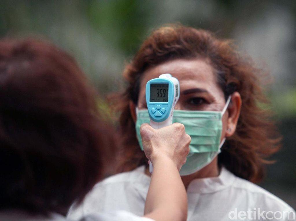 RI Belum Terjangkit Virus Corona, Riset Harvard Jadi Pengingat untuk Waspada