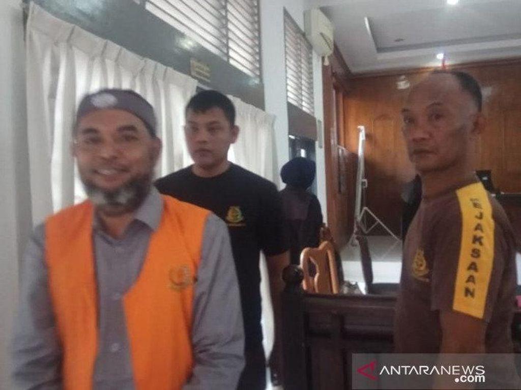 Panglima Kelompok Kemerdekaan Aceh Didakwa Sebarkan Ujaran Kebencian