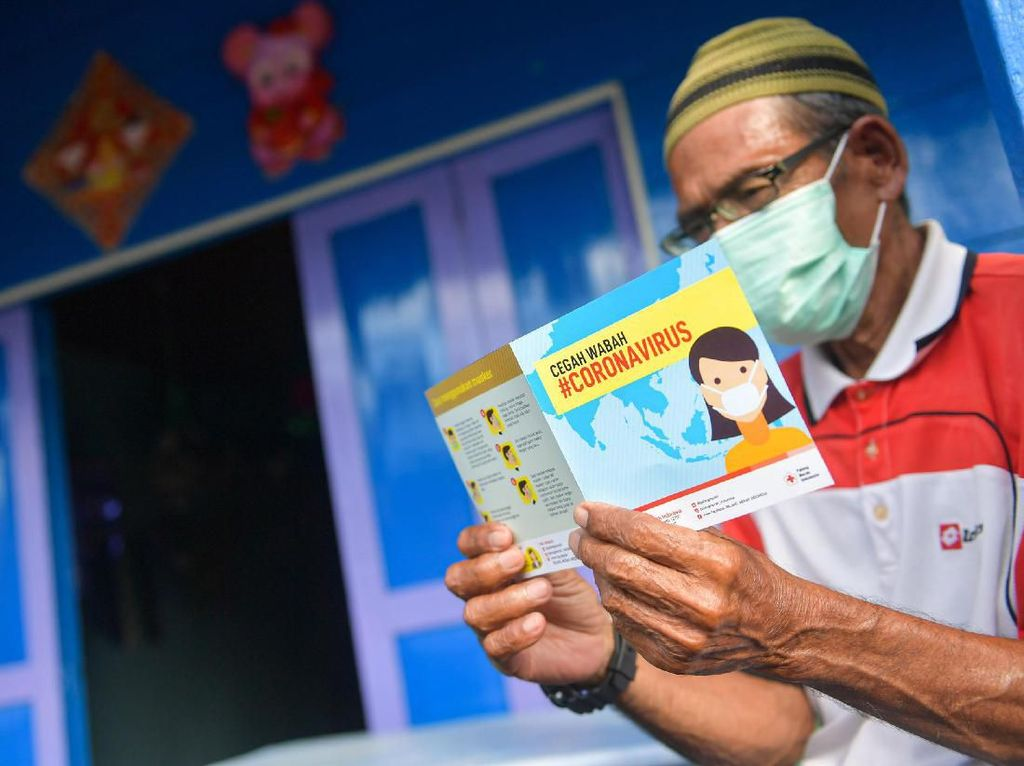Korban Virus Corona di Indonesia, Sudah Ada Belum Sih?