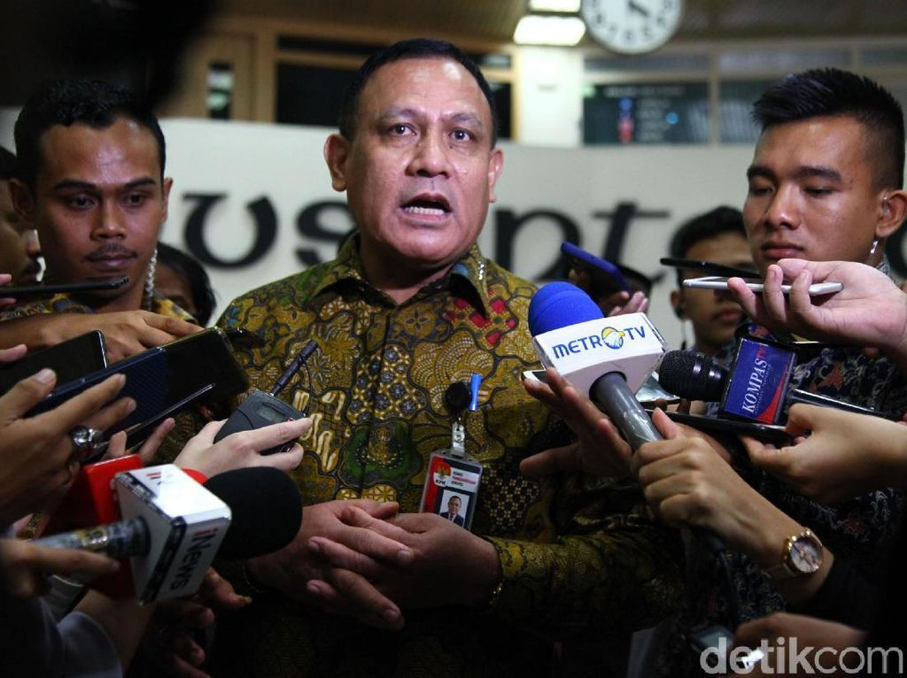 Ketua KPK: Korupsi Termasuk Kejahatan yang Langgar HAM