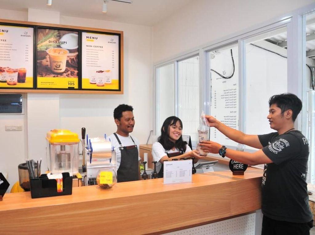 Incar Milenial, Kopi Kekinian Gencar Garap Pasar Surabaya