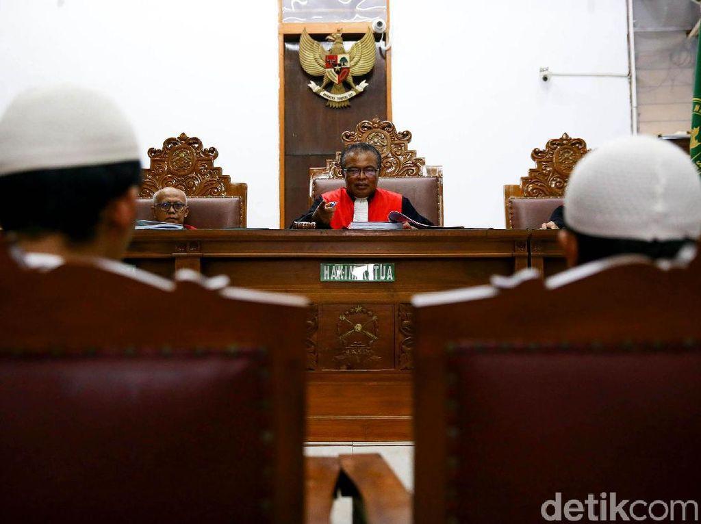 2 Eksekutor Pembunuhan Pupung-Dana Terancam Hukuman Mati