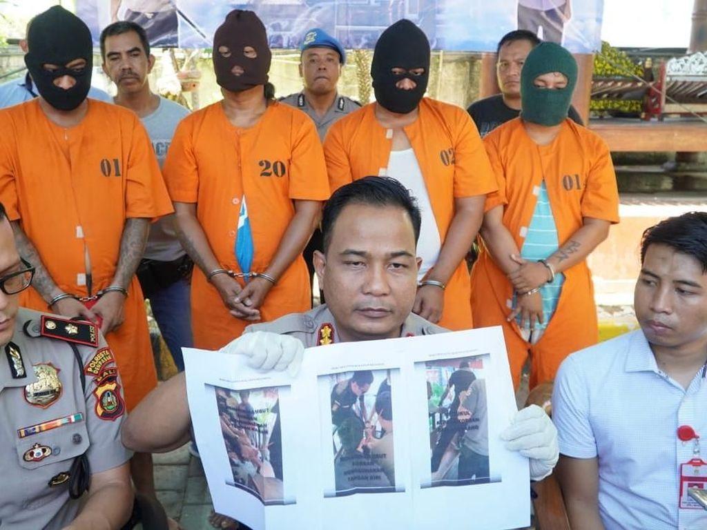 Polisi Ungkap Penganiayaan yang Tewaskan Lutfi di Ground Zero Bali