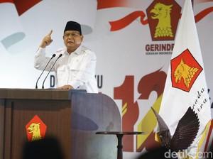 Amnesty Kritik Visa AS Prabowo, Gerindra: Jangan Ulang Kaset Lama
