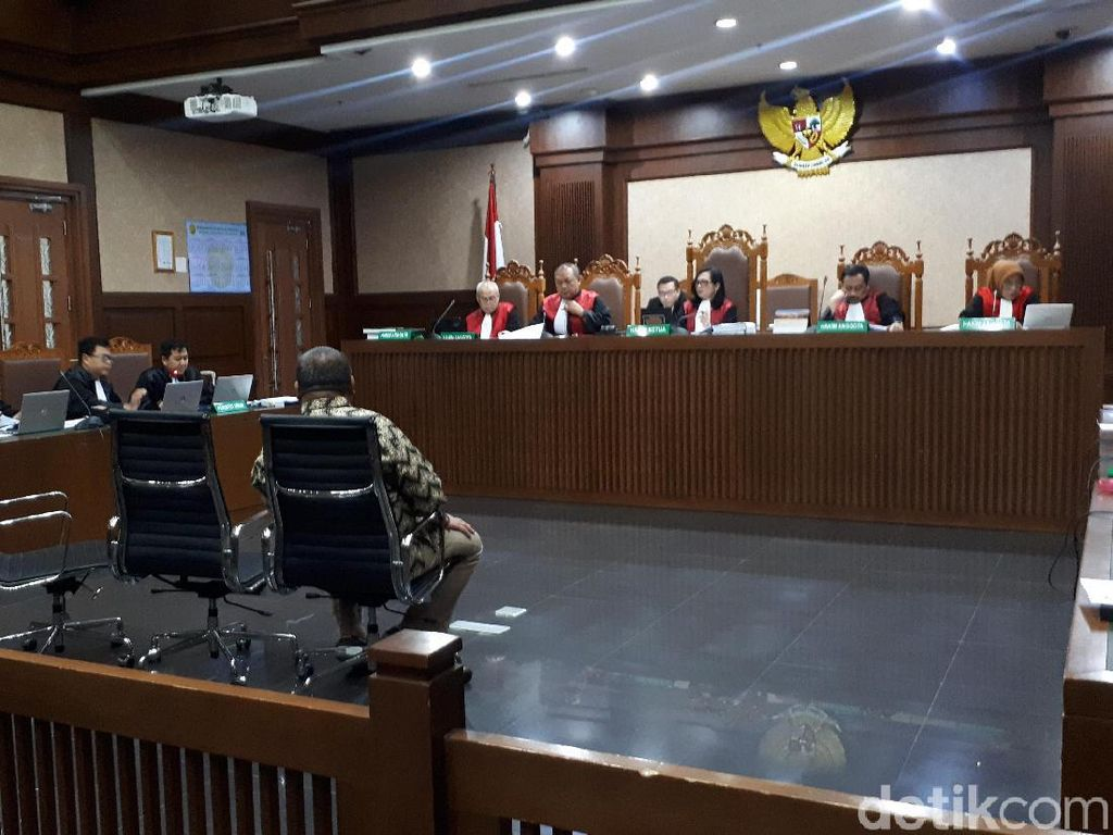 KPK: Rano Karno Sudah 2 Kali Absen dari Panggilan di Sidang Wawan